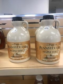 Andy's Own Maple Syrup